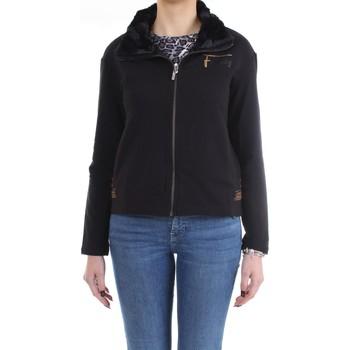 Vêtements Femme Sweats Freddy F8WALS2 Sweat femme Noir Noir