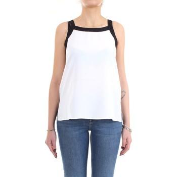Vêtements Femme Tops / Blouses Pennyblack 21610220 haut femme blanc blanc