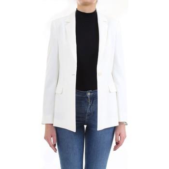 Vêtements Femme Vestes / Blazers Pennyblack 10411020 Veste femme blanc blanc