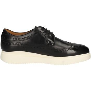 Chaussures Homme Baskets basses Campanile BROGUE NOIR