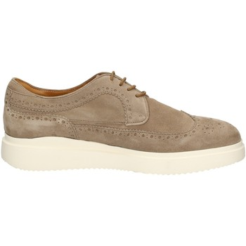 Chaussures Homme Baskets basses Campanile BROGUE BEIGE