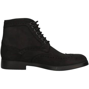 Chaussures Homme Bottes ville Campanile 1344 NOIR