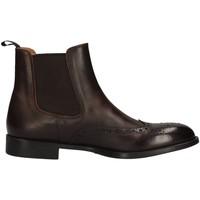 Chaussures Homme Bottes ville Campanile Z87 MARRON