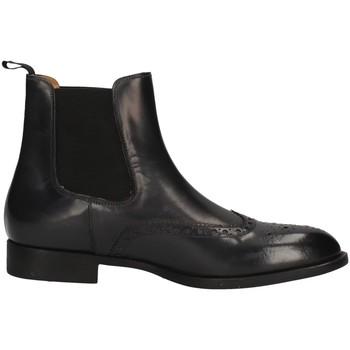 Chaussures Homme Bottes ville Campanile Z87 BLEU