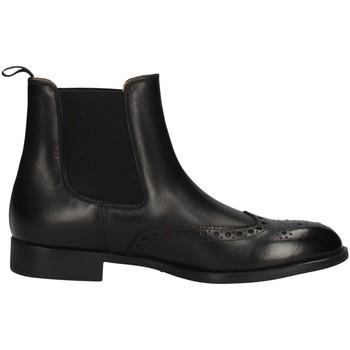 Chaussures Homme Bottes ville Campanile Z87 NOIR
