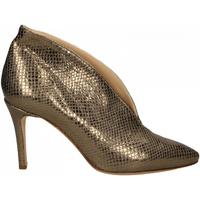 Chaussures Femme Bottines L'arianna SERPENTE LAMINATO peltro