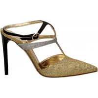 Chaussures Femme Escarpins Ororo GLITTER nero
