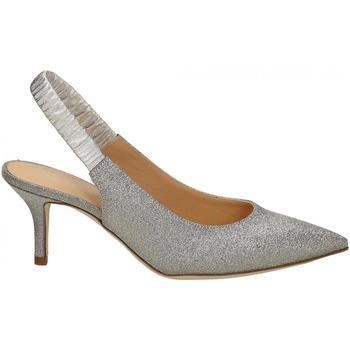 Chaussures Femme Derbies Guglielmo Rotta LUXURY/NAPPA LUX argento