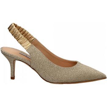 Chaussures Femme Derbies Guglielmo Rotta LUXURY/NAPPA LUX oro-chiaro