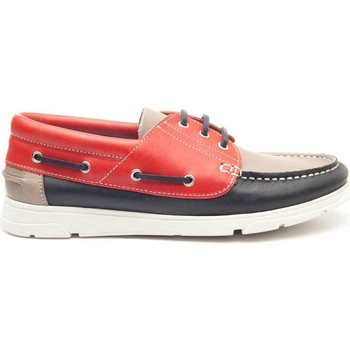 Chaussures Homme Chaussures bateau Keelan 63833 MULTICOLORED