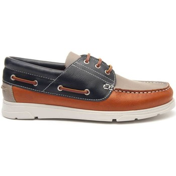 Chaussures Homme Chaussures bateau Keelan 63834 MULTICOLORED