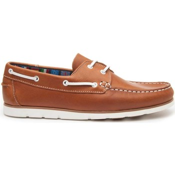 Chaussures Homme Chaussures bateau Keelan 63836 LEATHER