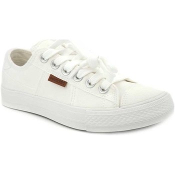 Chaussures Femme Baskets basses Dockers by Gerli 40 TH 201 Blanc