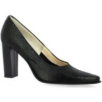 Chaussures Femme Escarpins Vidi Studio Escarpins cuir python Noir