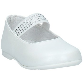 Chaussures Fille Ballerines / babies Sa.ba. SA.BA. 205 ballerines enfant BLANC PERLE BLANC PERLE