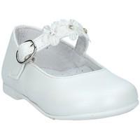 Chaussures Fille Ballerines / babies Sa.ba. SA.BA. 200 ballerines enfant BLANC BLANC