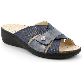 Chaussures Femme Mules Grunland DSG-CE0700 BLU