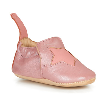 Chaussures Fille Chaussons Easy Peasy BLUMOO ETOILE Rose