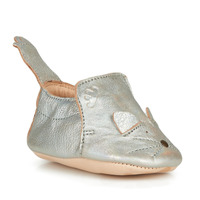 Chaussures Enfant Chaussons Easy Peasy BLUMOO CHAT Gris