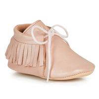 Chaussures Fille Chaussons Easy Peasy MEXIMOO Rose