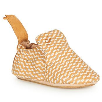 Chaussures Enfant Chaussons Easy Peasy BLUBLU Cognac