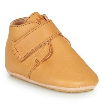 Chaussures Enfant Chaussons Easy Peasy KINY UNI Cognac
