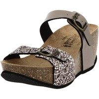 Chaussures Femme Sabots La Maison De L'espadrille 3550 multicolore