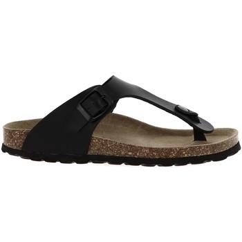 Chaussures Femme Sabots La Maison De L'espadrille 3511 noir