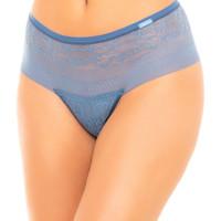 Sous-vêtements Femme Slips Janira Culotte brésilienne Bleu