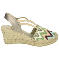 Chaussures Femme Sandales et Nu-pieds Vidorreta  Marron
