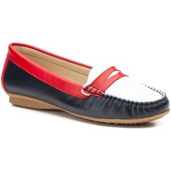 Chaussures Femme Mocassins Par Y Medio Shoes  Multicolore