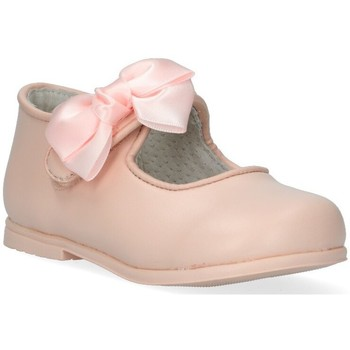 Chaussures Fille Baskets basses Bubble 48145 rose