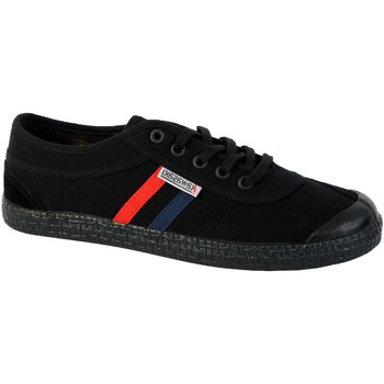 Chaussures Homme Baskets basses Kawasaki Basket Retro Black Solid