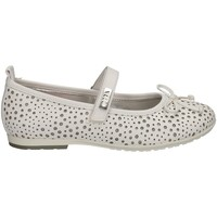 Chaussures Fille Ballerines / babies Asso AG-5009 BLANC