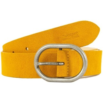 Accessoires textile Ceintures Levi's 224374 25 sand jaune
