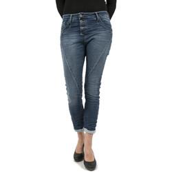 Vêtements Femme Jeans skinny Please p41q 1670 blue denim bleu