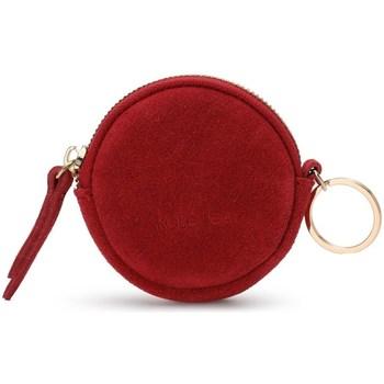 Sacs Femme Porte-monnaie Kate Lee MINI ROND CLE Rouge
