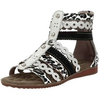 Chaussures Femme Sandales et Nu-pieds Laura Vita feclicieo 23 noir