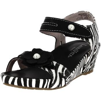 Chaussures Femme Sandales et Nu-pieds Laura Vita beclindao 02 noir