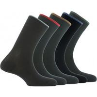 Accessoires textile Homme Chaussettes Kindy Lot de 5 paires de chaussettes en coton Noir