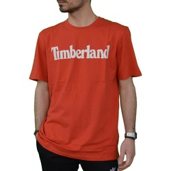 Vêtements Homme T-shirts manches courtes Timberland ROSSA Rouge