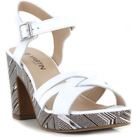 Chaussures Femme Sandales et Nu-pieds JB Martin RAGE WHITE