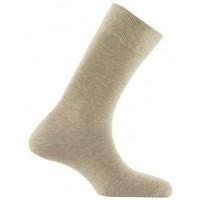 Accessoires Homme Chaussettes Kindy Mi-chaussettes coton biologique Beige