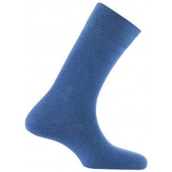 Accessoires Homme Chaussettes Kindy Mi-chaussettes coton biologique Indigo