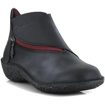 Chaussures Femme Bottines Loint's 37534 NOIR