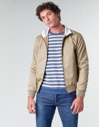 Vêtements Homme Blousons Casual Attitude NEPPIE Beige