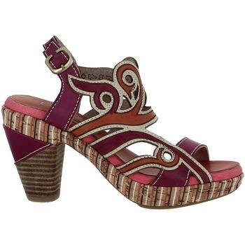 Chaussures Femme Sandales et Nu-pieds Laura Vita ficnalo 21 fuschia