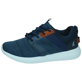 Chaussures Homme Baskets basses Paredes  Bleu