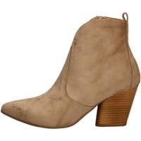 Chaussures Femme Low boots Margot Loi 7241007 BEIGE