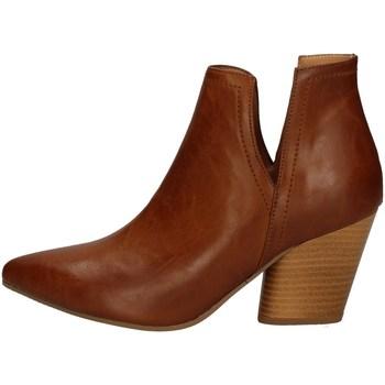 Chaussures Femme Low boots Margot Loi 7241004 CUIR